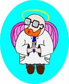 Постер, плакат: Ангел