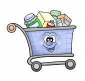 Shopping Cart Happy