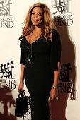 NEW YORK-SEPT. 24: TV personality Wendy Williams attends the 27th annual Great Sports Legends Dinner