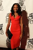 NEW YORK-SEPT. 24: Olympic gold medalist runner Allyson Felix attends the 27th Great Sports Legends