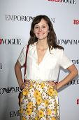BEVERLY HILLS - SEP 27:  Sarah Ramos at the Teen Vogue's 10th Anniversary Annual Young Hollywood Par