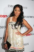 BEVERLY HILLS - SEP 27:  Keke Palmer at the Teen Vogue's 10th Anniversary Annual Young Hollywood Party on September 27, 2012 in Beverly Hills, California