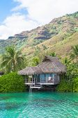 Overwater paradise