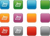 Color Buttons With Tablet Icon
