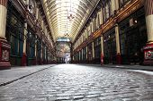 Londres - Leadenhall Market