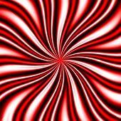 Red Swirly Vortex