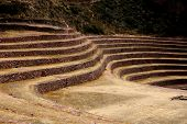 Inca Agronomic site of Moray, Peru