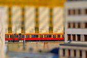 A railway runs through Berlin