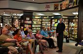 Jim Ottaviani At Nicola's Books June 2013