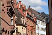 Gables of Freiburg