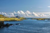 Coastal Landscape At Valentia Iceland