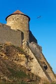 Tower Of The Ancient Castle