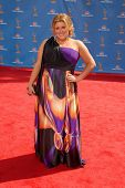 KayCee Stroh at the 62nd Annual Primetime Emmy Awards, Nokia Theater, Los Angeles, CA. 08-29-10