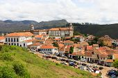 View Of Ouro Preto, Brzil
