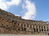 El-Jem`s Amphitheatre
