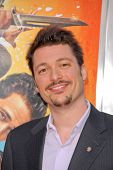 James Vanderbilt  at the Los Angeles Premiere of