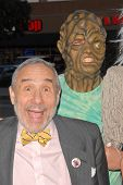 Lloyd Kaufman at the 35th Troma Anniversary Event, New Beverly Cinema, Los Angeles, CA. 04-23-10