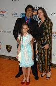 Erik Estrada, Wife Nanette and Daughter at the 17th Annual Race To Erase MS, Century Plaza Hotel, Century City, CA 05-07-10