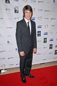 Devon Werkheiser at the Midnight Mission's 10th Annual Golden Heart Awards, Beverly Hilton Hotel, Beverly Hills, CA. 05-10-10
