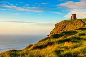 pic of cliffs moher  - Cliffs of Moher  - JPG