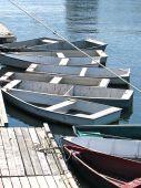 Dockside Wooden Boats