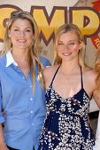 Ali Larter and Amy Smart at the EMA Celebrates the Garden Challenge by