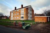 Housing Estate Bins