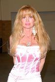 Laurene Landon at the Pasadena Rock'n Comic Con, Pasadena Convention Center, Pasadena, CA. 05-28-10
