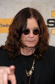 Ozzy Osbourne at Spike TV's 4th Annual