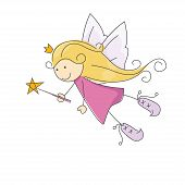 Little fairy.
