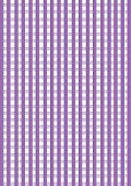 Purple Gingham Background