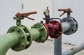 Colorfull Water Regulator Valve