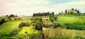 landscapes of Tuscany, bella Italia series
