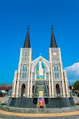 The Roman Catholic Church in Chanthaburi Province, Thailand