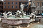 The Moor Fountain Navona
