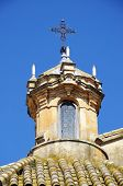Church tower, Campillos.
