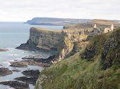 Castle Ruin @ Ireland