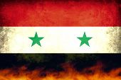Syria Conflict Flag