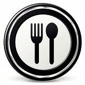 Vector Restaurant Icon