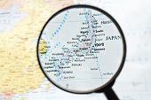 Magnifier Focuses Japan