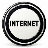 Vector Internet Icon