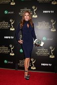 LOS ANGELES - JUN 22:  Tracey Bregman at the 2014 Daytime Emmy Awards Arrivals at the Beverly Hilton