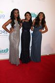 LOS ANGELES - JUN 24:  Sierra McClain, China Anne McClain, Lauryn McClain at the 5th Annual Thirst Gala at the Beverly Hilton Hotel on June 24, 2014 in Beverly Hills, CA