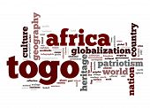 Togo Word Cloud