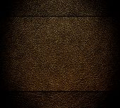 Old brown leather texture background