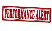 Performance Alert