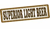 Superior Light Beer