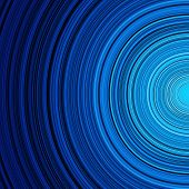 Abstract blue circle stripes colorful background