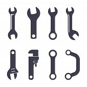 Set icons of spanners