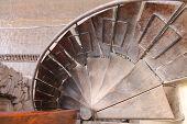 spiral in ollantaytambo